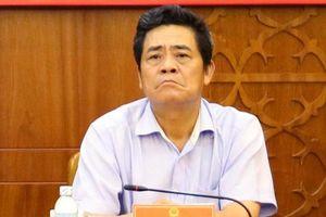 Đang bị xem xét kỷ luật, Bí thư Khánh Hòa xin nghỉ hưu 'vì lý do sức khỏe'