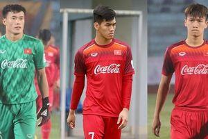 Điểm danh 30 cầu thủ U22 Việt Nam hướng tới trận giao hữu U22 UAE