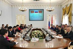 Thống đốc Saint Peterburg: Di sản tinh thần Hồ Chí Minh là vô giá