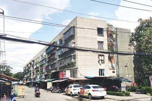 Dự án xây 15 chung cư 'vàng' tại TP.HCM: Tê liệt vì không ai chịu công nhận chủ đầu tư