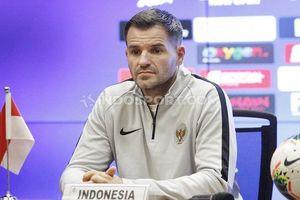 Indonesia tạm thời chưa cách chức HLV vì sợ rủi ro trận gặp UAE, Việt Nam