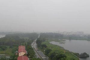 Sương mù dày đặc ở TP.HCM là do ...Indonesia cháy rừng?