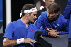 Nadal bày cách giúp Federer hạ Kyrgios