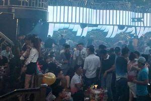 Gần 150 thanh niên dương tính với ma túy trong bar Ozone