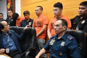 Cảnh sát bắt cóc thuê cho băng đảng 'cá mập' TQ ở Philippines
