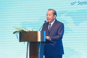 Phó Thủ tướng Thường trực thăm chính thức Singapore, Phần Lan và Bulgaria