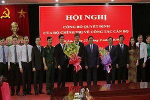 Đồng chí Phạm Minh Chính làm việc với tỉnh Sơn La