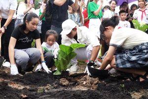 TPHCM trồng cây phủ xanh đô thị, lan tỏa lối sống xanh