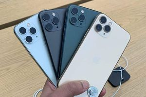iPhone 11 hết hot ở châu Á, thương gia Việt vẫn gom nhiều máy chợ đen