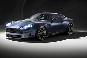Cựu nhân viên JLR làm siêu xe dựa trên Aston Martin Vanquish