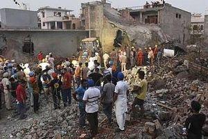 Ấn Độ: Nổ tại nhà máy pháo hoa, 6 người thiệt mạng