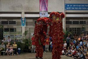 Mang Trung thu muộn đến trẻ em nhỏ vùng khó khăn tỉnh Đồng Nai