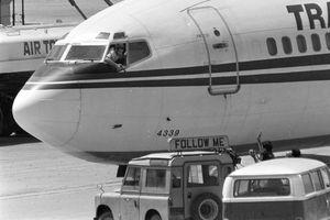 Bắt nghi phạm cướp máy bay năm 1985