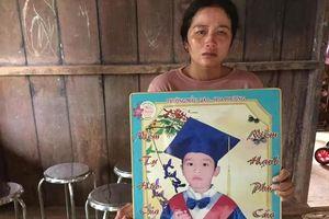 Bé trai 10 tuổi mất tích nghi do nước cuốn trôi
