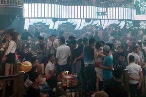Gần 150 đối tượng sử dụng ma túy trong quán bar