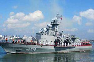 Điều ít biết về tàu tên lửa 'Tia chớp' của Việt Nam phòng thủ trên Biển Đông