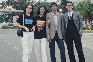 Bình An dẫn Phương Nga gặp mặt người thân sau tin đồn đám cưới
