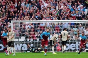 West Ham 1-0 MU: Mata bỏ lỡ khó tin (H2)