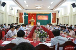 Nghệ An: Hơn 3.000 đảng viên bị kỷ luật trong 4 năm