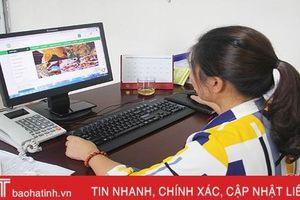 Hà Tĩnh: Gần 1 tỷ đồng phát triển thương mại điện tử