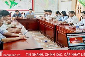 Hà Tĩnh hưởng ứng cuộc thi 'Tìm hiểu 90 năm lịch sử vẻ vang của Đảng Cộng sản Việt Nam'