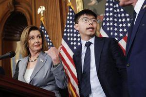 Hoàng Chi Phong có thể là lý do khiến Trung Quốc đột ngột trở mặt với Mỹ
