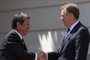 Nhật Bản lạc quan về kết quả đàm phán thương mại với Mỹ