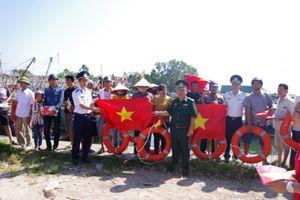 Bộ Tư lệnh Vùng Cảnh sát biển 1 chung tay vì biển đảo quê hương