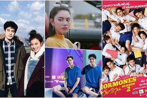 Xếp hạng rating các bộ phim truyền hình được sản xuất bởi Nadao Bangkok