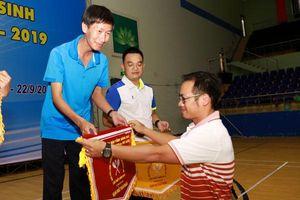 Tân Phú thắng áp đảo Giải cầu lông thanh thiếu niên học sinh Đồng Nai lần 10