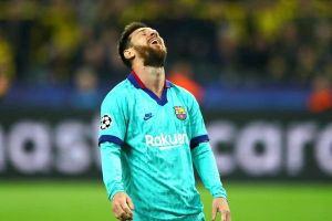 Messi trở lại, Barca vẫn thua sốc trước Granada