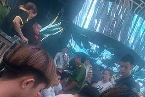 Gần 150 đối tượng dương tính với ma túy trong quán bar ở Đồng Nai