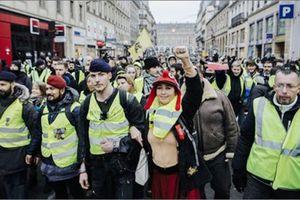 Bạo lực bùng phát bên lề các cuộc biểu tình tại Pháp