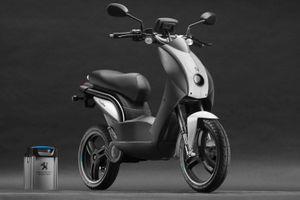 Ấn Độ xuất khẩu xe máy điện Peugeot
