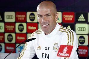 Sevilla - Real Madrid: Lời nói suông của Zinedine Zidane?