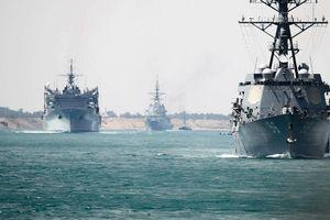 Iran cảnh báo sắc lạnh khi Mỹ tăng cường quân đến Trung Đông
