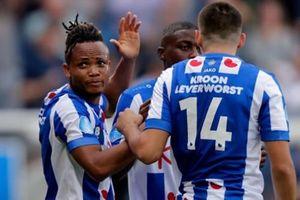 Đoàn Văn Hậu dự bị, SC Heerenveen hòa đáng tiếc FC Utrecht