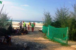 Tiếp tục tìm sinh viên mất tích do tắm biển ở Khánh Hòa