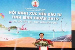 Chủ tịch UBND tỉnh Nguyễn Ngọc Hai chỉ ra lợi thế khi đầu tư vào Bình Thuận