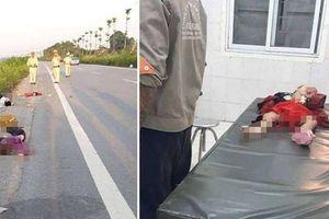 Tai nạn giao thông làm 4 người trong một gia đình thương vong
