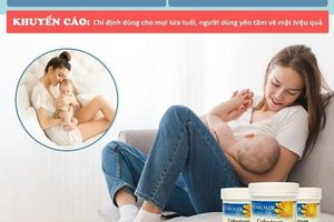 Xương khớp MH, Sắc xuân Eva… quảng cáo lừa dối người tiêu dùng
