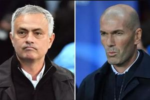 Zidane không quan tâm chuyện Mourinho 'giật ghế'