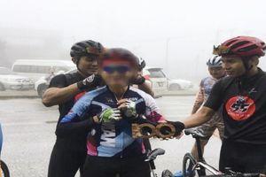 Vận động viên 73 tuổi gặp nạn trên đường đua mạo hiểm tại Huế