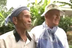 Cuộc gặp giữa anh hùng Nguyễn Văn Bảy và thiếu tá Hoa Kỳ
