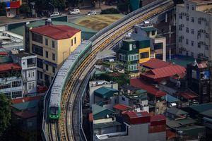 Báo cáo Ban Bí thư vướng mắc của dự án đường sắt Cát Linh - Hà Đông