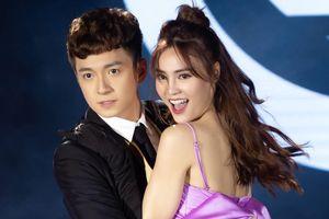 Lan Ngọc nhảy sexy bên cạnh Ngô Kiến Huy
