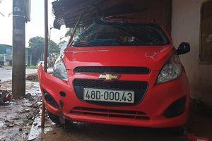 Phát hiện cồn trong máu công an lái xe tông chết người
