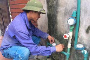 Gỡ vướng để nâng tỷ lệ người dân nông thôn dùng nước sạch