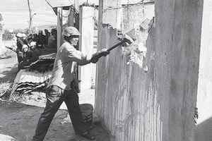 Dự án KĐT Hoàng Long, TP Nha Trang (Khánh Hòa) chậm tiến độ: Người dân 10 năm... sống khổ