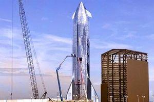 SpaceX lắp thêm vây cho tàu vũ trụ vào Sao Hỏa